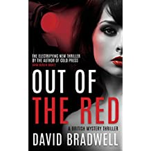 Out Of The Red: A Gripping British Mystery Thriller - Anna Burgin Book 2