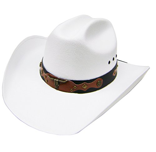 modestone-unisex-traditional-straw-cowboy-hut-white