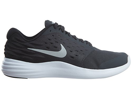 Da Nike Esecuzione antracite Uomo In Lunarstelos nero gs Scarpe Metallico grigio Di Argento Grigio Formazione wXxqqdTnPY