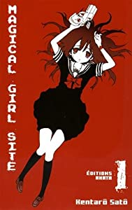 Magical Girl Site Edition simple Tome 1