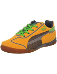 Puma - Zapatillas de deportivo infantil, tamaño 39 UK, color blanco-limoges-