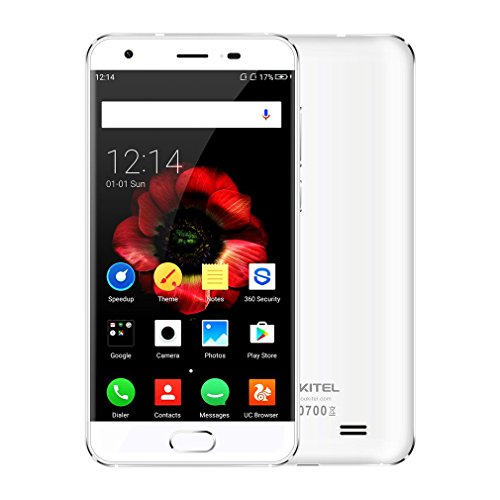 Smartphone-Libre-4G-Android-60OUKITEL-K4000-PLUS-Telfono-Mvil-Libre-de-Batera-4100-mAhPantalla-HD-5013GHz-MT6737-Quad-Core-2GB-RAM-16GB-ROM-80MP-Cmara-GPS-WIFI-OTGDual-Sim