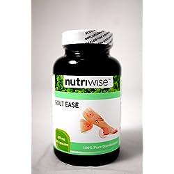 Nutriwise Facilidad La gota de alivio del dolor ácido úrico 3 comprar obtener 1 gratis