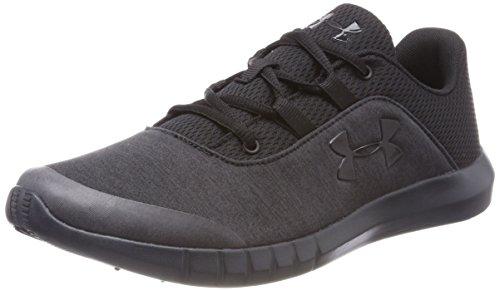 Under Armour UA W Mojo, Zapatillas de Running para Mujer, Negro (Black), 40 EU