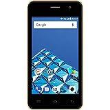 Konrow Easy One Smartphone Débloqué 4G (4 pouces, 8Go, 1Go de Ram, Double Sim, Android 7) Noir