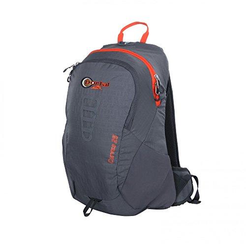 Portail de Corvus 25 - de randonnée, Randonnée/Sac à Dos 25 l Day Pack, Poches de Rangement Multifonctions, Housse de Pluie, 720 g