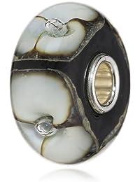 Trollbeads 61471 - Abalorio de plata de ley