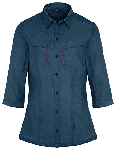 VAUDE Damen Bluse Women's Saipal Shirt Baltic Sea