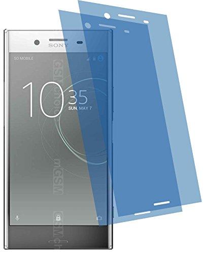 2x Crystal clear klar Schutzfolie für Sony Xperia XZ Premium Displayschutzfolie...