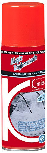 Kimicar 0450200 Magic Deghiacciante Spray, 200 ml, Set di 1