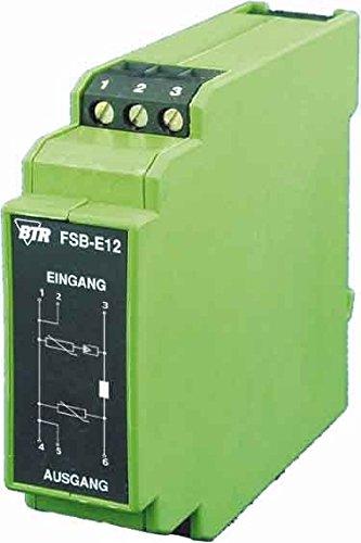 Metz Connect Feinschutzbaustein FSB-E12 230VAC Überspannungsableiter für Informations-/MSR-Technik 4250184120322