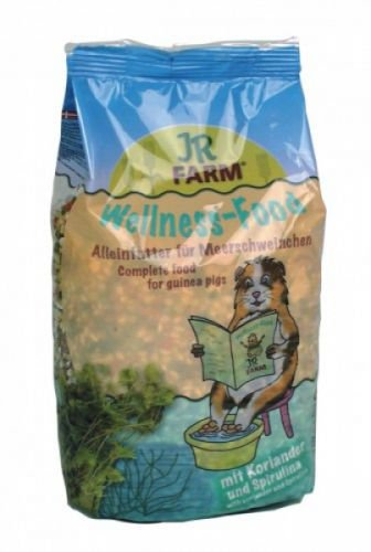JR Farm Wellness Food Meerschweinchen 600 g Wellness Pet Food