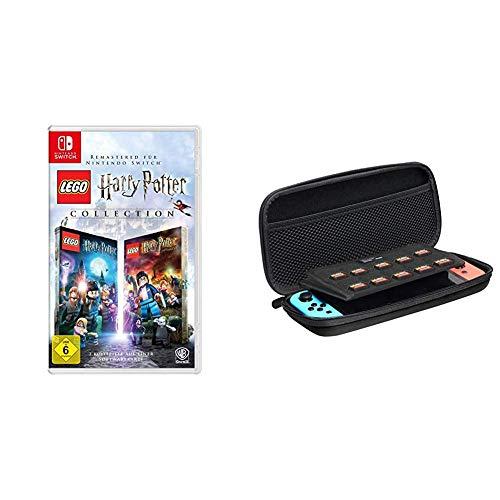 Lego Harry Potter Collection [Nintendo Switch] & AmazonBasics - Tragetasche für die Nintendo Switch - Schwarz