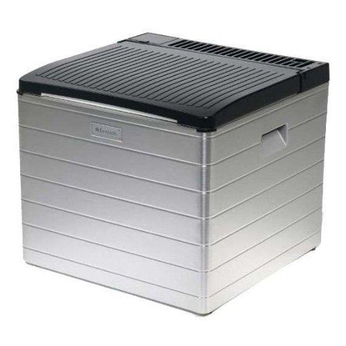 Preisvergleich Produktbild Dometic CombiCool RC 2200 EGP - lautlose Absorber-Kühlbox aus Aluminium für Auto, Steckdose und Gas-Anschluss (30 mbar) - Mini-Kühlschrank für Camping und Schlaf-Räume, 40 Liter