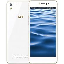 LYF Water 8 4G Volte (3GB RAM, White)