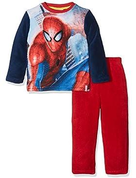 Spiderman HQ2148, Conjunto de Pijama Para Niños