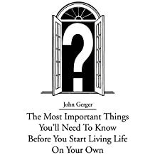 [The Most Important Things You] (By: John Gerger) [published: December, 2002]