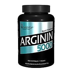 Biomenta L-Arginin