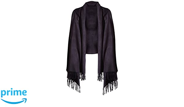Womens AW6719WOL03 Scarf, Black (Nero), One Size Guess