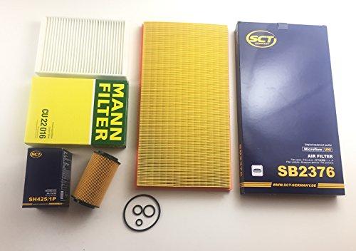 Filter Set Ölfilter Luftfilter Pollenfilter V-Klasse W447 V 200 220 CDI 250 Bluetec