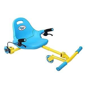 Webetop 3 Ruote Drift Tipo Padal dell'oscillazione Scooter, Blu