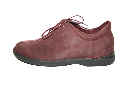 Loints of Holland 57324 Damen Halbschuhe Rot (weinrot 258)