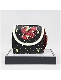 Porte monnaie femme Playboy PA2546 - Noir