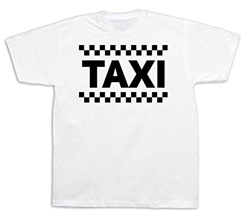 Taxi Cab Sign Best Driver Funny T Shirt Mens Gifts Cabbie Coin Apparel tee
