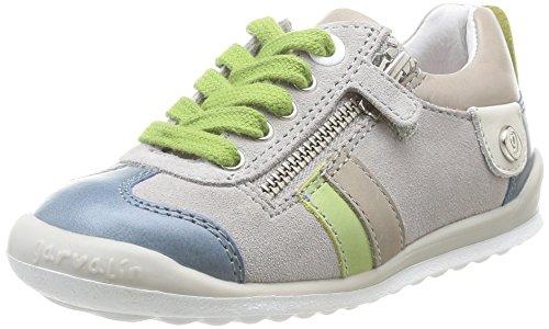 Garvalin  Casilda,  Sneaker ragazzo Grigio Gris (Azafata/Perla/Kaiser/Serraje) 28