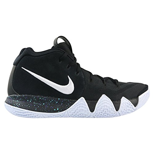 Nike Herren Kyrie 4 Schwarz Wildleder Basketballschuhe 42,5