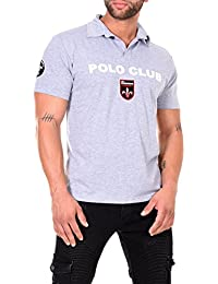 Baxmen Polo Club Kurzarm Poloshirt Herren Polohemd, Regular Fit, Bestickt    Bedruckt, T-Shirt mit Hemdkragen Sportlich  … 6dfb9525d1
