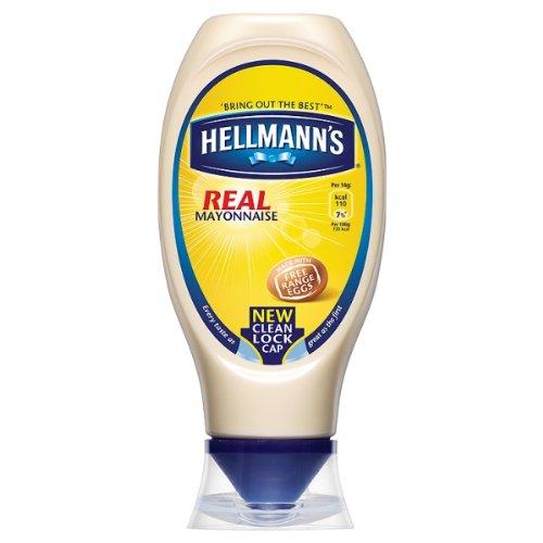 Hellmanns Mayonnaise Real 1 x 430ml