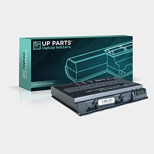 UP Parts® UP-C-R5530 - Batería de Repuesto para portátil Acer 10,8V 6 Celdas 4400mAh para Acer Extensa 5120 Series 5210 5220 5230 - Original UP Parts®