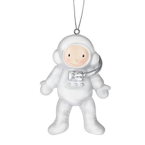 t Space Person Kunstharz Weihnachten Ornament Figur ()