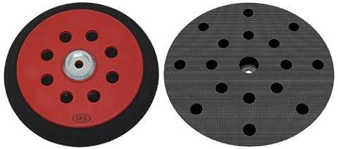 Schleifteller hart für Festool RO150 Klett-Schleifscheiben Ø 150mm - Stützteller