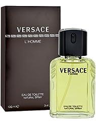 Versace L'Homme Eau de toilette en vaporisateur 100 ml