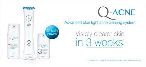 Q-ACNE LITE3 - Pack de 3 cremas lenitivas + display