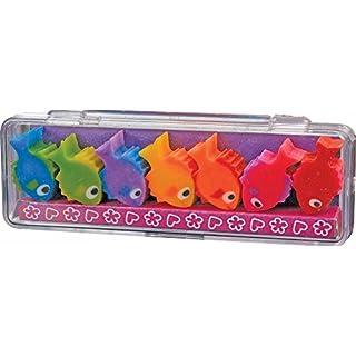 Mini Tier Erasers Rubbers Verschiedene Designs - Spaß für Kinder Schreibwaren
