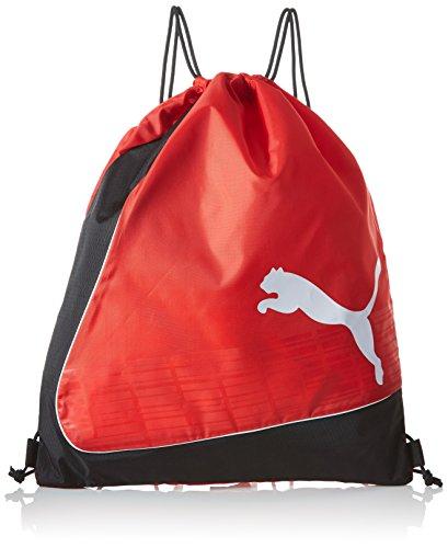 PUMA bolsa de deporte Evopower GYM SACK Rojo rojo, negro, blanco Talla