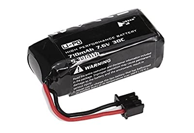7.6V 710mAH LiPo Battery for Hubsan H122 X4 Storm Racing Drone