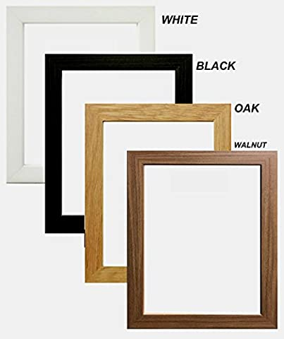 Photo Frame Picture frame Poster Frame In Wood Wooden Effect Various Sizes Available (24x18 inch,