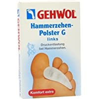 GEHWOL Polymer Gel Hammerzehenpolster G links 1 St preisvergleich bei billige-tabletten.eu