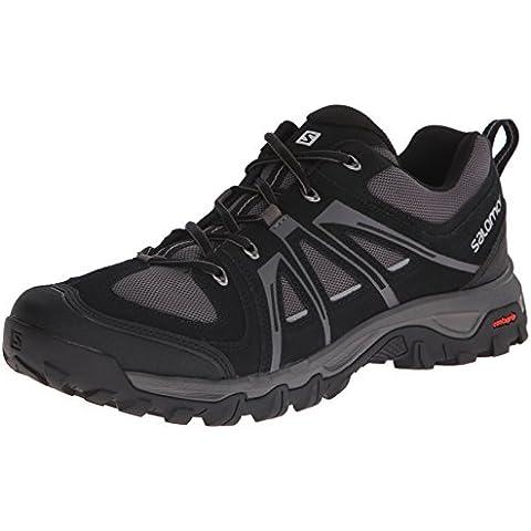 SalomonEvasion Aero - zapatillas de trekking y senderismo de media caña Hombre