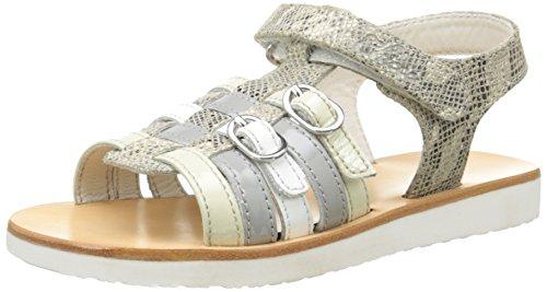 ChiccoSandale Clissy - Sandali alla caviglia Bambina , Beige (Beige (400)), 32