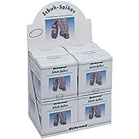Behrend Zapatos de púas Display, hielo, Garra, nieve Pikes, 4x hasta 41, 4x A Partir de 42