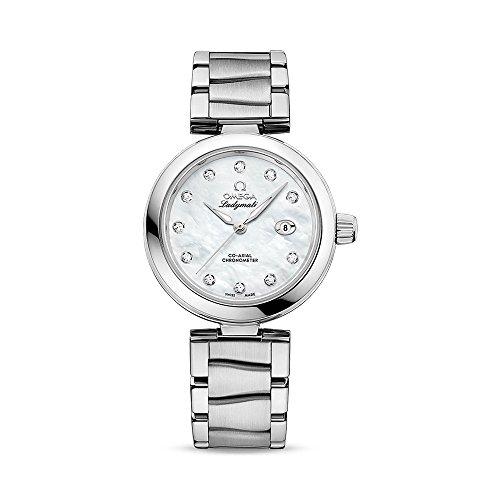 Omega DeVille 425.30.34.20.55.002 Montre Femme Automatique Diamant 42530342055002