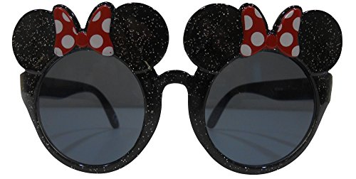Disney minnie mouse 3d glitter occhiali da sole