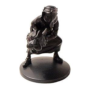 Figura de colección Tintín Abdallah Moulinsart Negro Monocromo (42163) 12