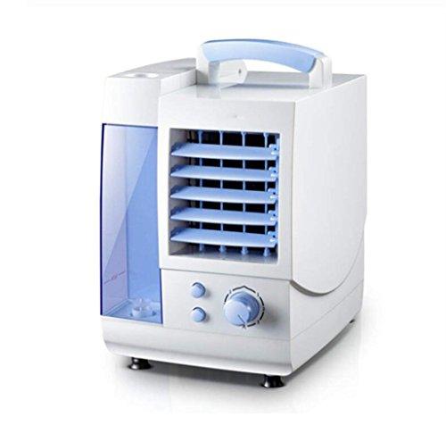 Preisvergleich Produktbild Kühlung Klimaanlage Single Cold Fan Kleine Klimaanlage Kühlung Wasserkühlung Klimaanlage Bladlose Ruhe Für Büro, Schlafsack, Nachttisch