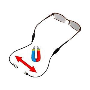 Brillenband, magnetisch, aus Silikon